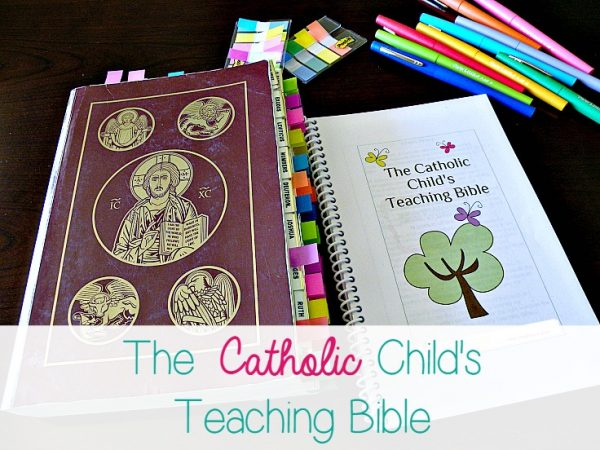 Catholic Child's Bible