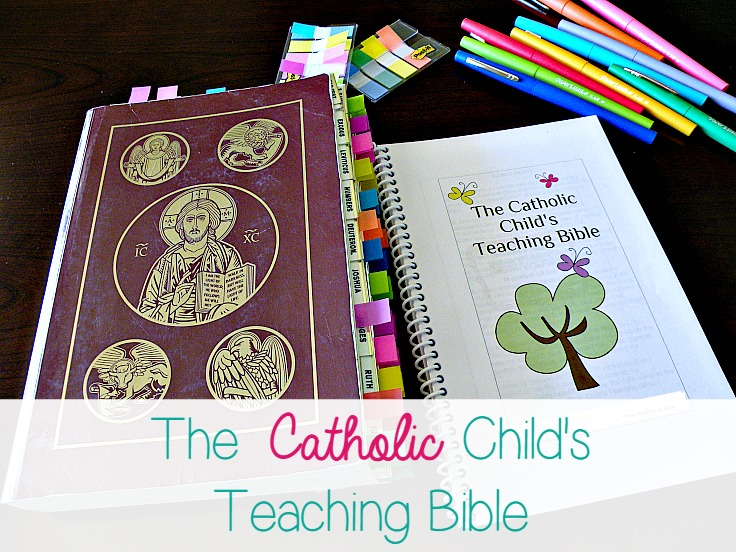 The Catholic Children's Bible | Saint Mary's Press