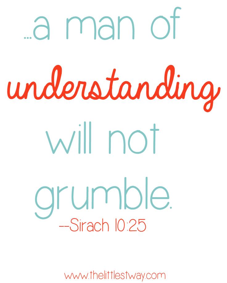 A Man of Understanding Sirach 10