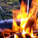 Here and There: Start a Fire