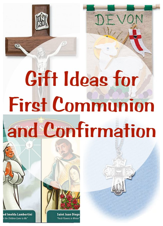 If your child's room does not have one yet, a crucifix would make a perfect gift for their First Holy Communion or Confirmation.