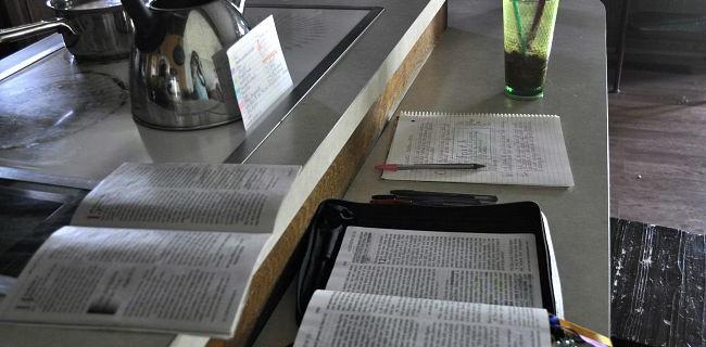 POWERful Bible Journaling: Matthew 5