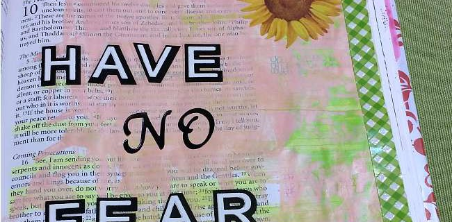 Are You Ready for 31 Days of POWERful Bible Journaling?
