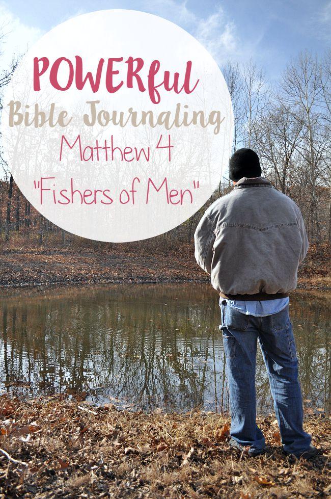 Matthew 4 Fishers of Men