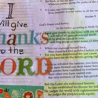 Daybook Online Journal: Bible Journaling