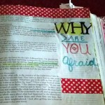 POWERful Bible Journaling: Matthew 8
