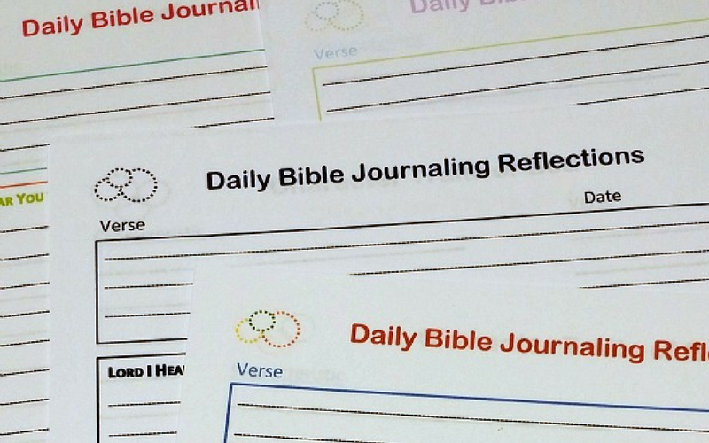 Free bible journaling printables the littlest way maxwellsz