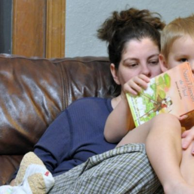 21/365 at The Littlest Way: Family Prayer