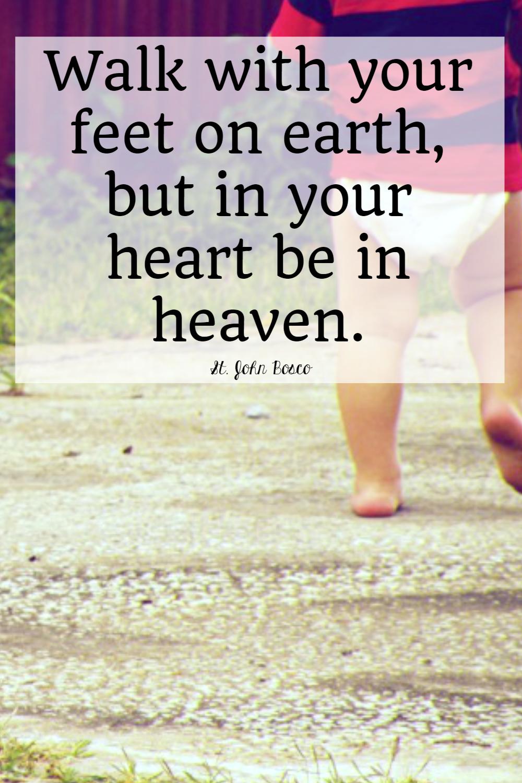 7.14.16 Saints Quotes Heaven • The Littlest Way