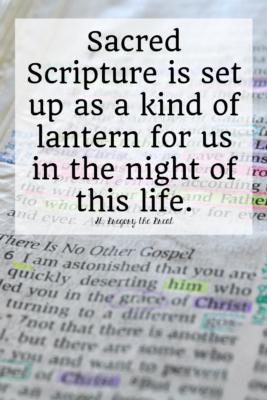 The Littlest Way Saints Quotes