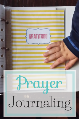 How to Set Up a Prayer Journal, What is a Prayer Journal and Why Prayer Journaling?