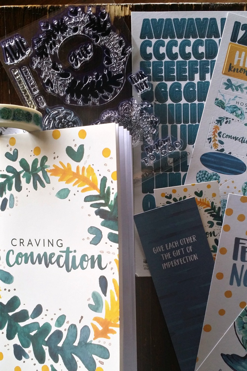 The Littlest Way Bible Journaling