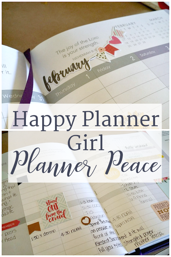Happy Planner Girl here and I have finally, finally found planner peace. This took a little over a year and untold dollars.