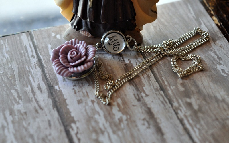 The Little Way necklace