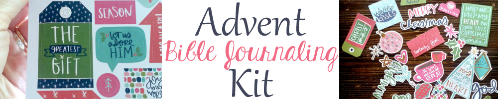 Bible Journaling for Advent