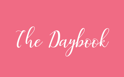 The Daybook Journal Vol 18