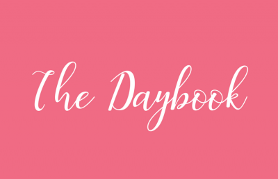 The Daybook Journal Vol 10