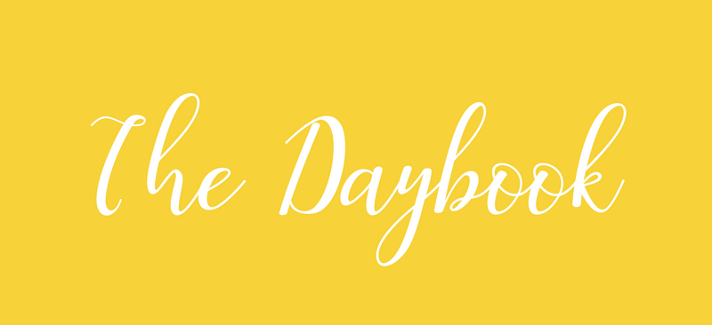 The Daybook Journal Vol 11
