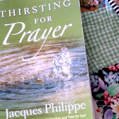 Book Notes: Thirsting for Prayer
