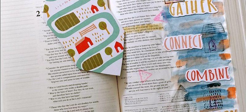 Catholic Journaling Bible: Stronger Together