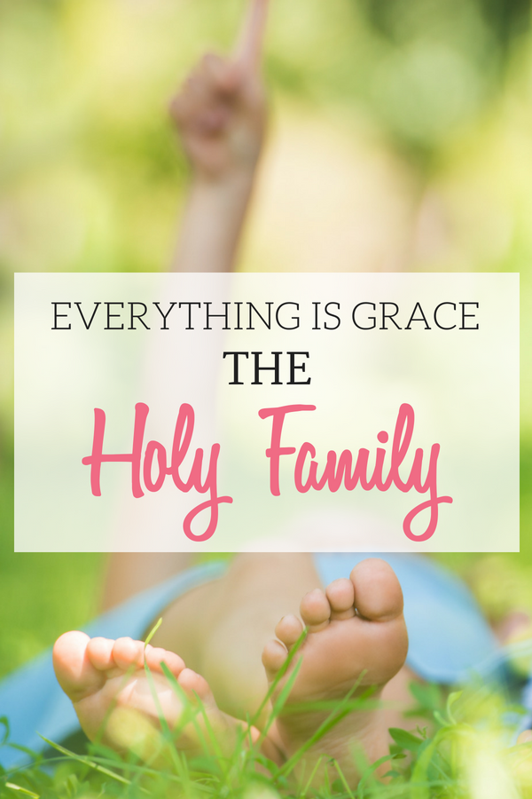 Everything is Grace Sermon Series