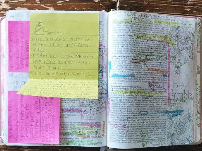 Catholic Journaling Bible: Philippians 2:14-16