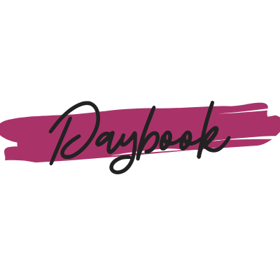 Daybook Online Journal: 4.13.20